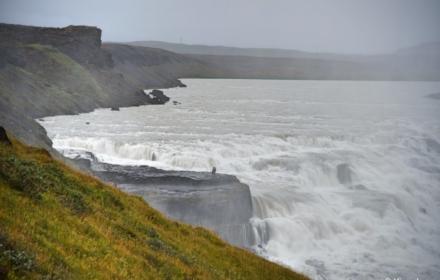 Gulfoss waterfalls- Iceland