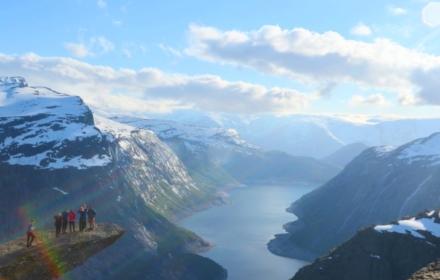 Trolltunga _ Fjords Norway
