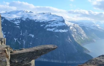 Trolltunga - Fjords Norway