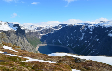 Trolltunga - Norway